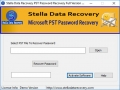 Stella OST to PST Recovery 3.0 screenshot
