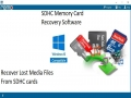 SDHC Memory Card Recovery Software 4.0.0.34 screenshot