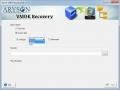 Aryson VMDK Recovery 17.0 screenshot