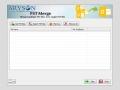 Aryson Merge PST 17.0 screenshot