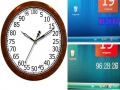 Gadget Clock100 6.01 screenshot