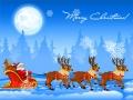Christmas Sleigh Screensaver 2.0 screenshot
