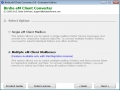 Birdie eM Client Converter 2.0.1 screenshot