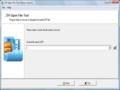 ZIP Open File Tool 1.1.7 screenshot