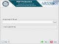 PDF Protection 18.0 screenshot