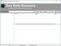 Dux Data Recovery 5.0 screenshot