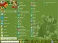 Start Menu X Christmas theme 6.3 screenshot