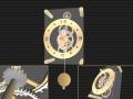 Pendulum Clock 3D Screensaver 2.0 screenshot