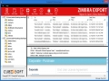 Backup and Restore Zimbra Account 10.1 screenshot
