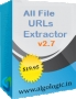All File URLs Extractor 2.7 screenshot
