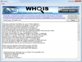 Whois 2.9.3 screenshot
