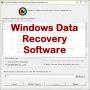 VeryUtils Windows Data Recovery 2.3 screenshot