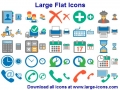 Large Flat Icons 2013.2 screenshot