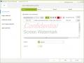 Screen Watermark For Business 3.7.0.0 screenshot