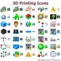 3D Printing Icons for Bada 2013.1 screenshot