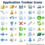 Application Toolbar Icons for Bada 2013.1 screenshot