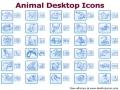 Animal Desktop Icons for Bada 2015.1 screenshot