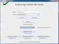 Swift Email Verifier Client 1.0 screenshot