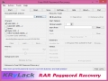 Free RAR Password Recovery 3.70 screenshot