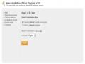 PHP EasyInstaller online wizard 3.2.3 screenshot