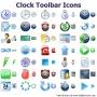 Clock Toolbar Icons for Bada 2013.1 screenshot
