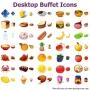 Desktop Buffet Icons for Bada 2013.1 screenshot
