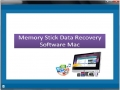 Memory Stick Data Recovery Software Mac 1.0.0.25 screenshot