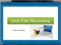 Lost File Recovery 4.0.0.32 screenshot