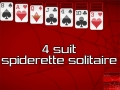 4 Suit Spiderette Solitaire 1.1 screenshot
