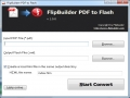 FlipBuilder PDF to Flash 1.0.1 screenshot