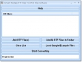 Convert Multiple RTF Files To HTML Files Software 7.0 screenshot