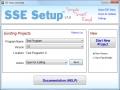 SSE Setup 7.4 screenshot