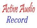 Active Audio Record Component 2.0.2014.401 screenshot