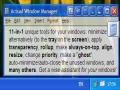 Actual Window Manager 7.5 screenshot