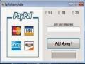 Paypal Money Adder Download 4.6 screenshot