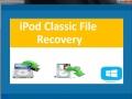iPod Classic File Recovery 4.0.0.32 screenshot
