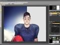 Photo Pos Pro photo editor 3.72 screenshot