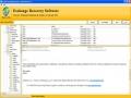 Exchange to PST Export 8.5 screenshot