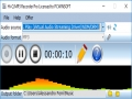 1AV Sound Recorder 2.3.4.50 screenshot