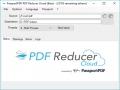 PDF Reducer Cloud 1.0.0.16 screenshot