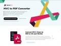 MVC to PDF Converter 2021.3.1 screenshot