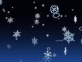 3D Winter Snowflakes Screensaver 2.0 screenshot
