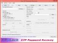 Free ZIP Password Recovery 3.70 screenshot