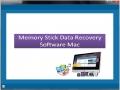 Memory Stick Data Recovery Software Mac 1.0.0.25 screenshot